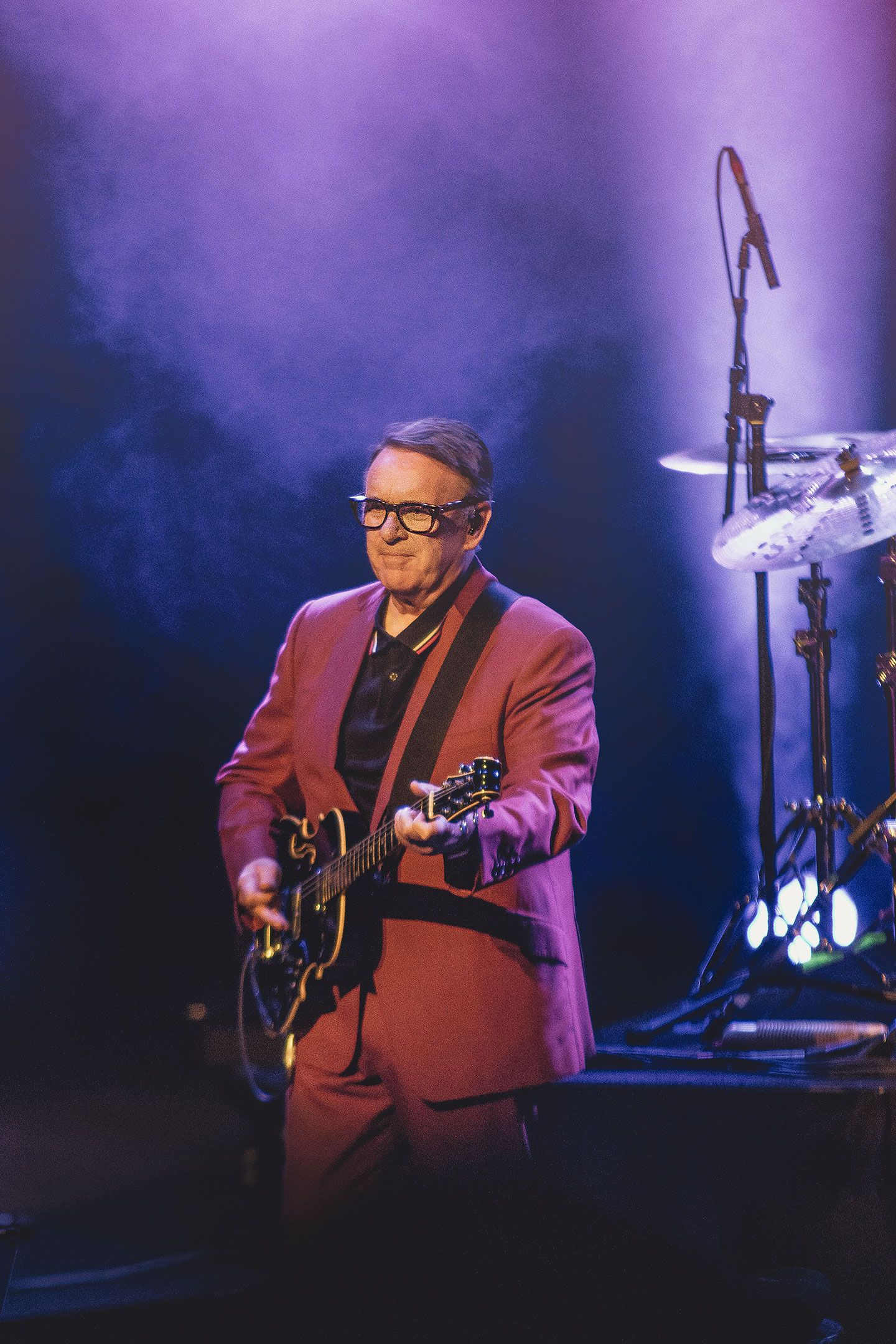 Squeeze & X at The Arvada Center Photos & Concert Review