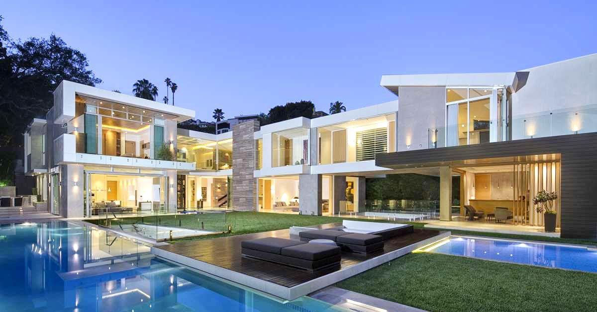 Mansion Homes: Mega mansions, celebrity houses, dream homes
