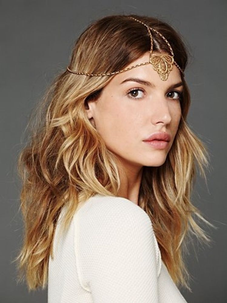 Boho-Chic Headpieces Youll Love