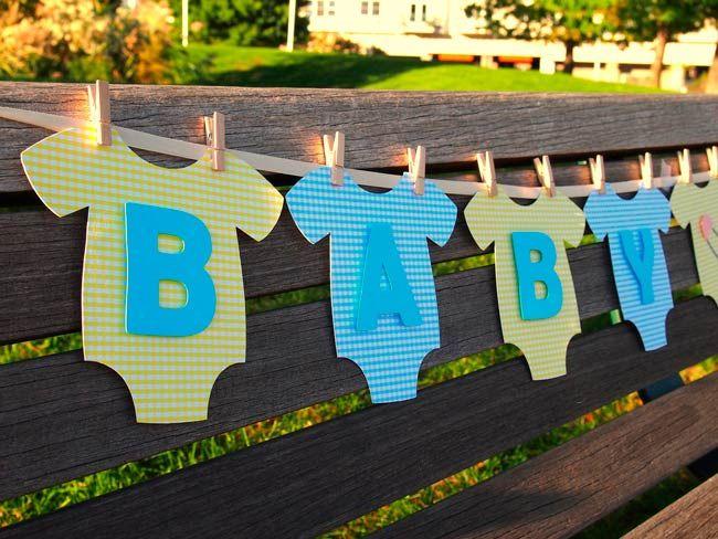 ¿Quieres Organizar Un Baby Shower De Niño? Te Damos Unos Consejos Para Una  Fiesta