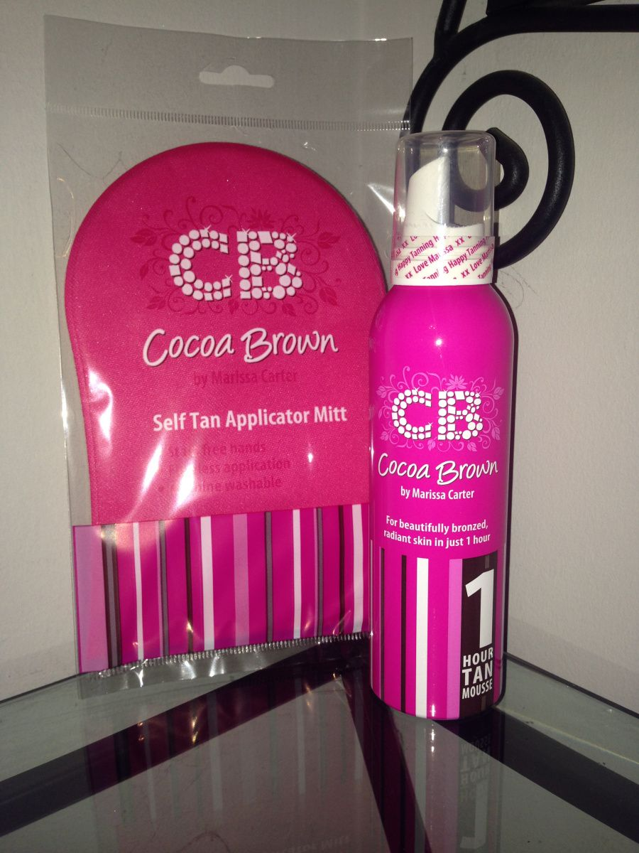 Cocoa Brown Hour Tan Review