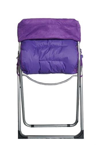 Amazing Cheap College Club Dorm Chair   Plush U0026 Extra Tall   Purple Seating  Foldable Dorm Necessities