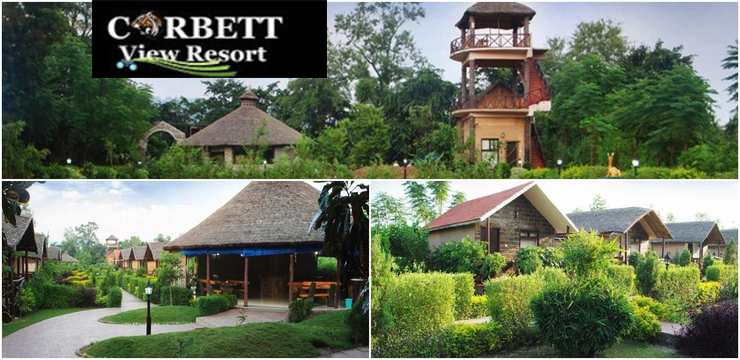Book You Rooms At Luxury The Corbett View Resorts In Jim Corbett At Affordable Price We Are Offering Dis Leisure Resorts Jim Corbett Jim Corbett National Park