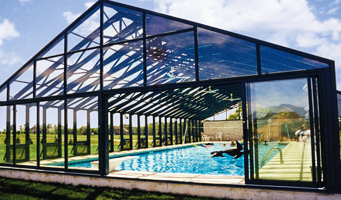 Pool And Spa Enclosures Allow For Enjoyment Of Your Pool
