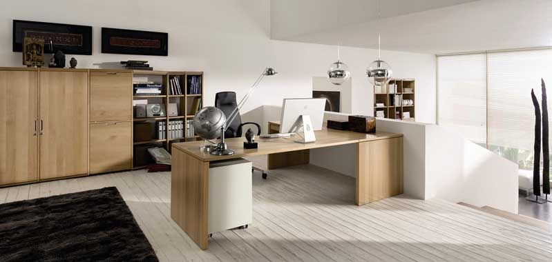 Wooden Contemporary Home Office Decoration Ideas Ideas Pinterest