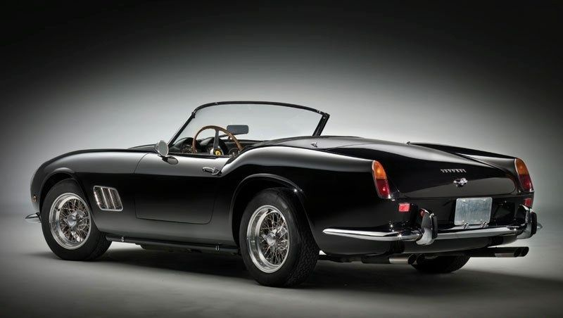 1961 Ferrari 250 Gt Swb California Spyder Makes My Heart Race