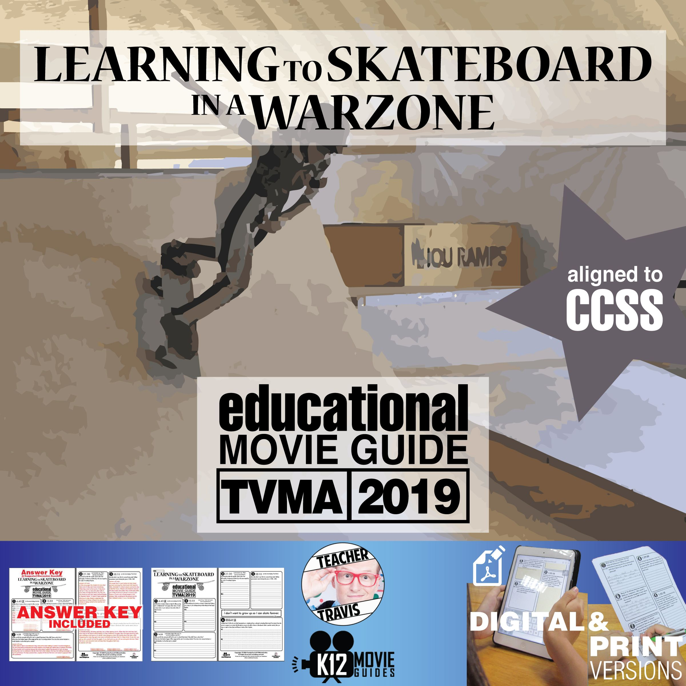 Learning To Skateboard In A Warzone Documentary Movie