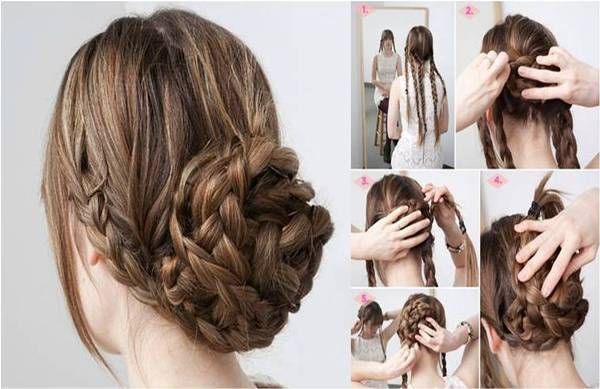 Groovy 1000 Images About Hair On Pinterest How To Braid Updo And Tes Short Hairstyles For Black Women Fulllsitofus