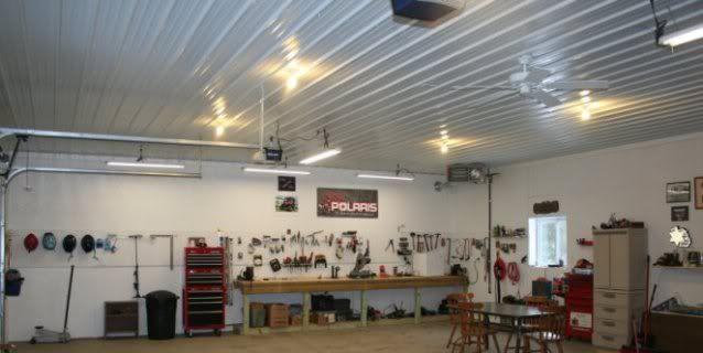 My 30x40 Pole Barn Garage Pics The Garage Journal Board 30x40