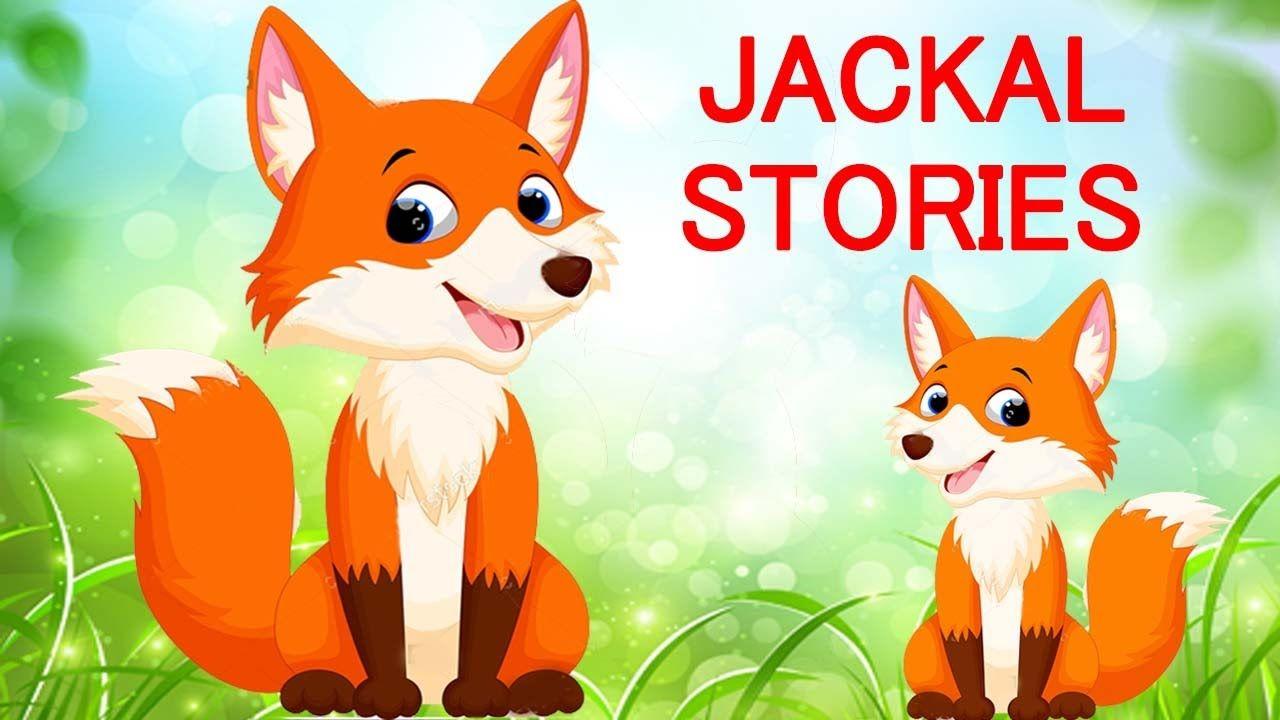 ShortStories for #Kids | #Jackal #Stories | #Animated