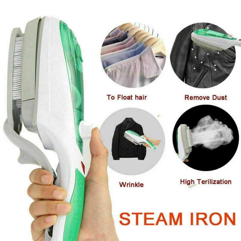 Handy Portable Steamer Vix Com Portable Steamer Handheld Iron Steam Iron