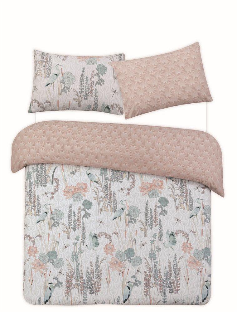 Primark parure de lit double motif grues acheter pinterest parure de lit lits doubles for Parure lit double