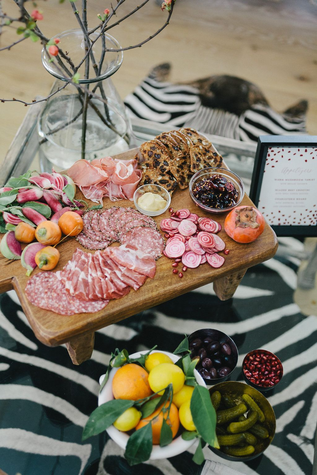 Wonderful Spring Dinner Party Menu Ideas Part - 13: Guide To The Perfect Dinner Party: A Warm Winter Gathering (Spring Cheese  Board)