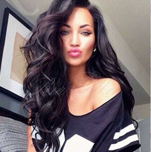 Weave loose curly long hairstyle wish looks 2016 pinterest hair extensions weave loose curly long hairstyle pmusecretfo Choice Image