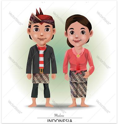 Foto Baju Adat Daerah Di Indonesia Jatmika Pakaian Adat Daerah Di Indonesia Kartun Seni