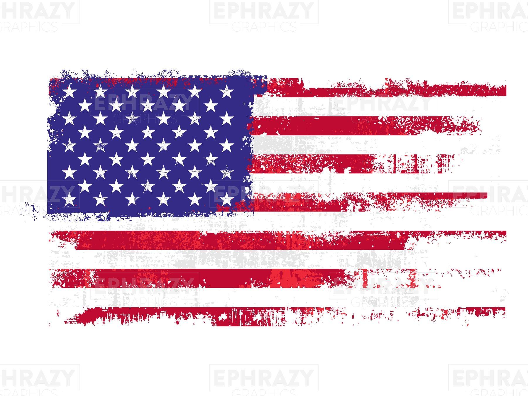 Usa Flag Clipart American Flag Svg 4th Of July Grunge Sublimation Patriotic Design Independence Day Vector Distressed Illustration In 2020 Usa Flag Flag Usa Patriotic