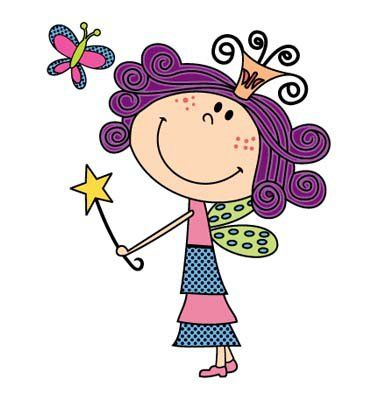 40+ Animated Fairy Pictures Clipart