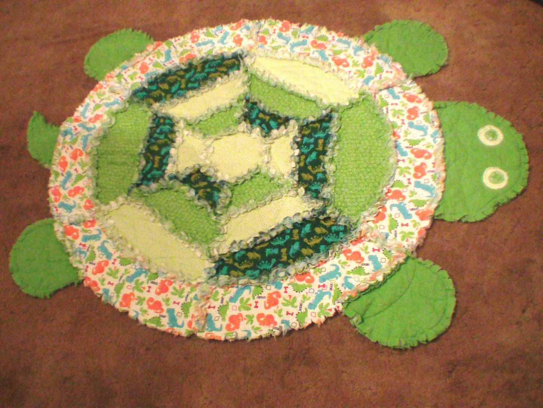 Turtle Rag Quilt. | Quilts, Quilts, Quilts! | Pinterest | Rag ... : turtle rag quilt - Adamdwight.com