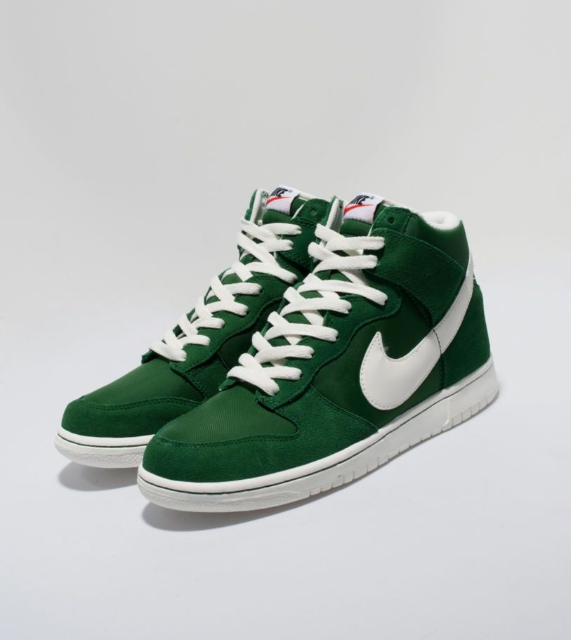 Nike Dunk High '08   Size?   Nike dunks, Nike, Sneakers