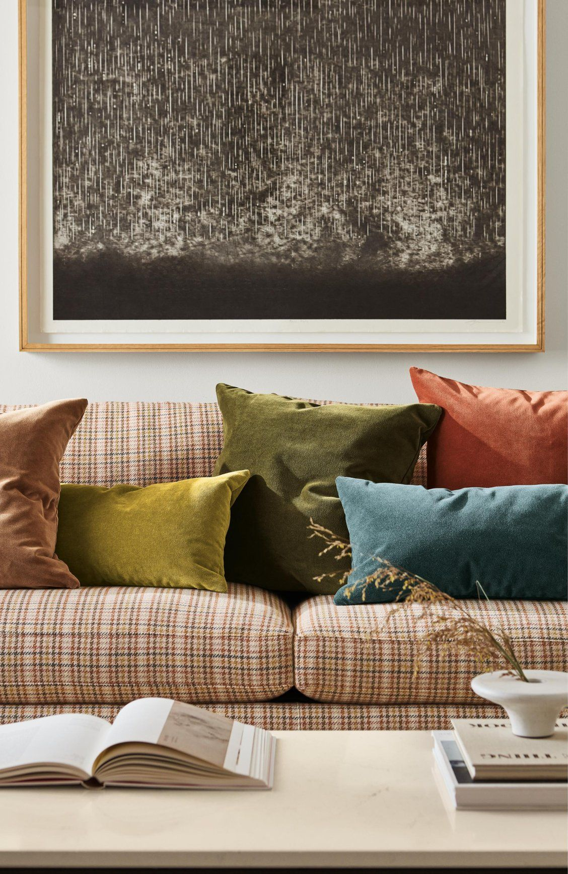 Soft And Luxurious These Pillows Are A Rich Addition To Any Sofa Or Chair With Their Plush Texture And Down Insert You L In 2021 Pillows Home Decor Home Furnishings