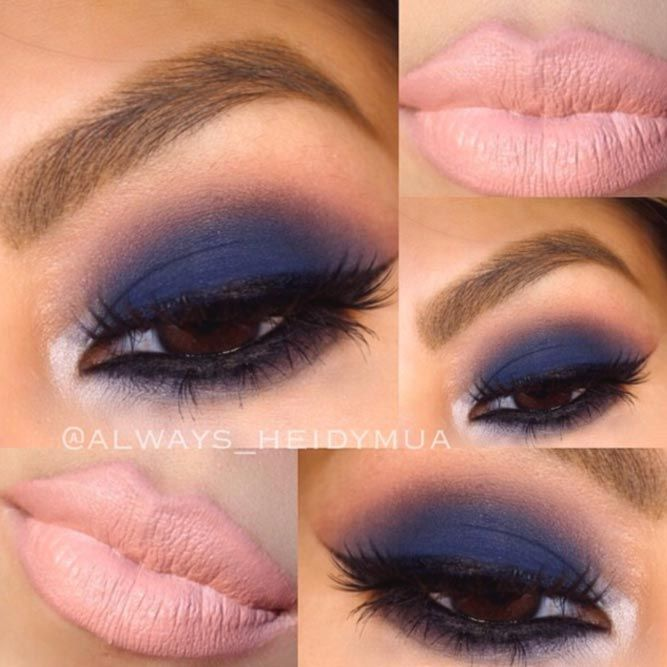 Sexy eyeshadow for brown eyes