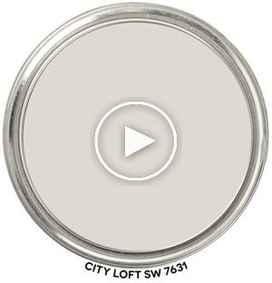 Expert SCIENTIFIC Color Review by City Loft 7631 by Sherwin-Williams #cityloftsherwinwilliams