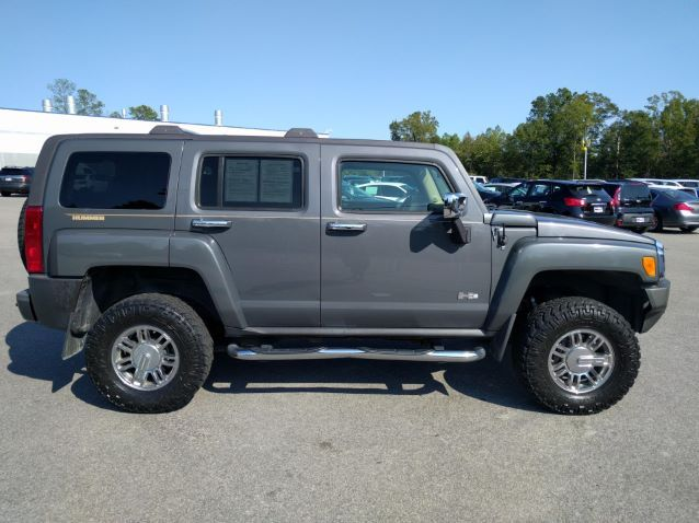 Used 2008 Hummer H3 In Columbia South Carolina Carmax South Carolina Hummer H3 Hummer
