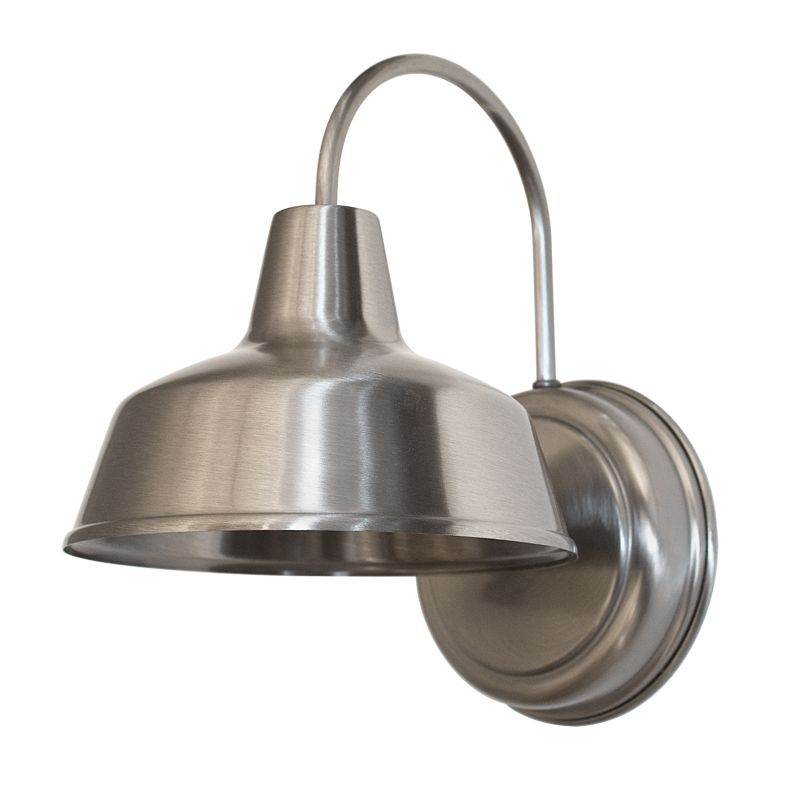 Thinking about an old barn light for the backyard.
