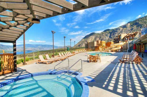 Osoyoos B C Spirit Ridge Vineyard Resort And Spa