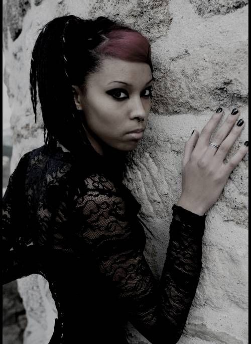 African Goth People