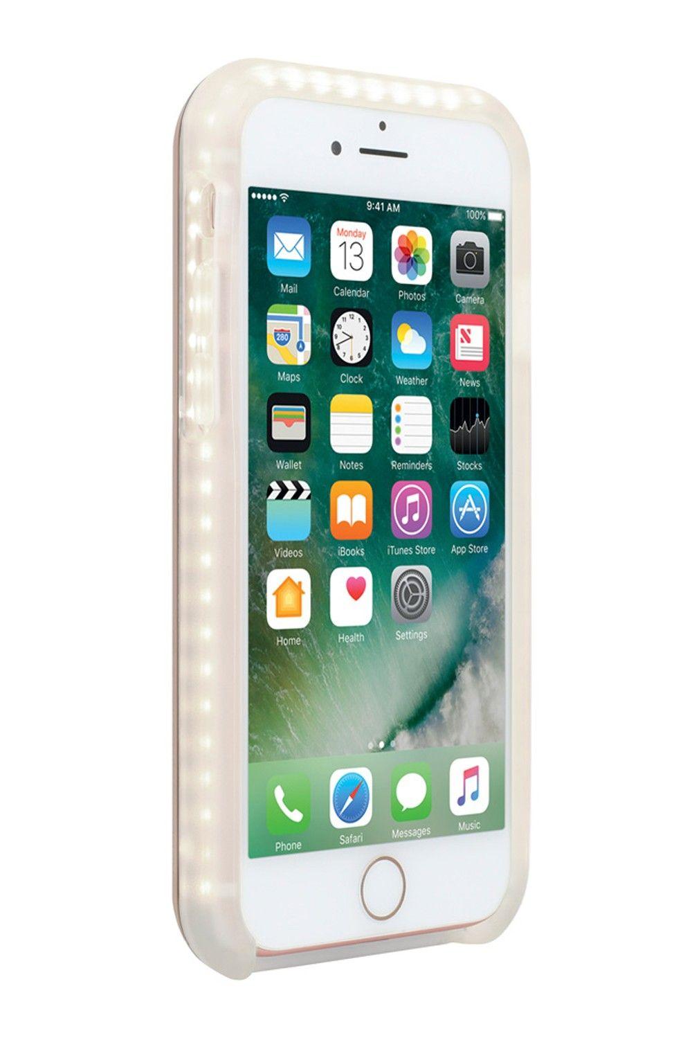 Glow Selfie Case for iPhone 7 Apple iphone, Iphone 7