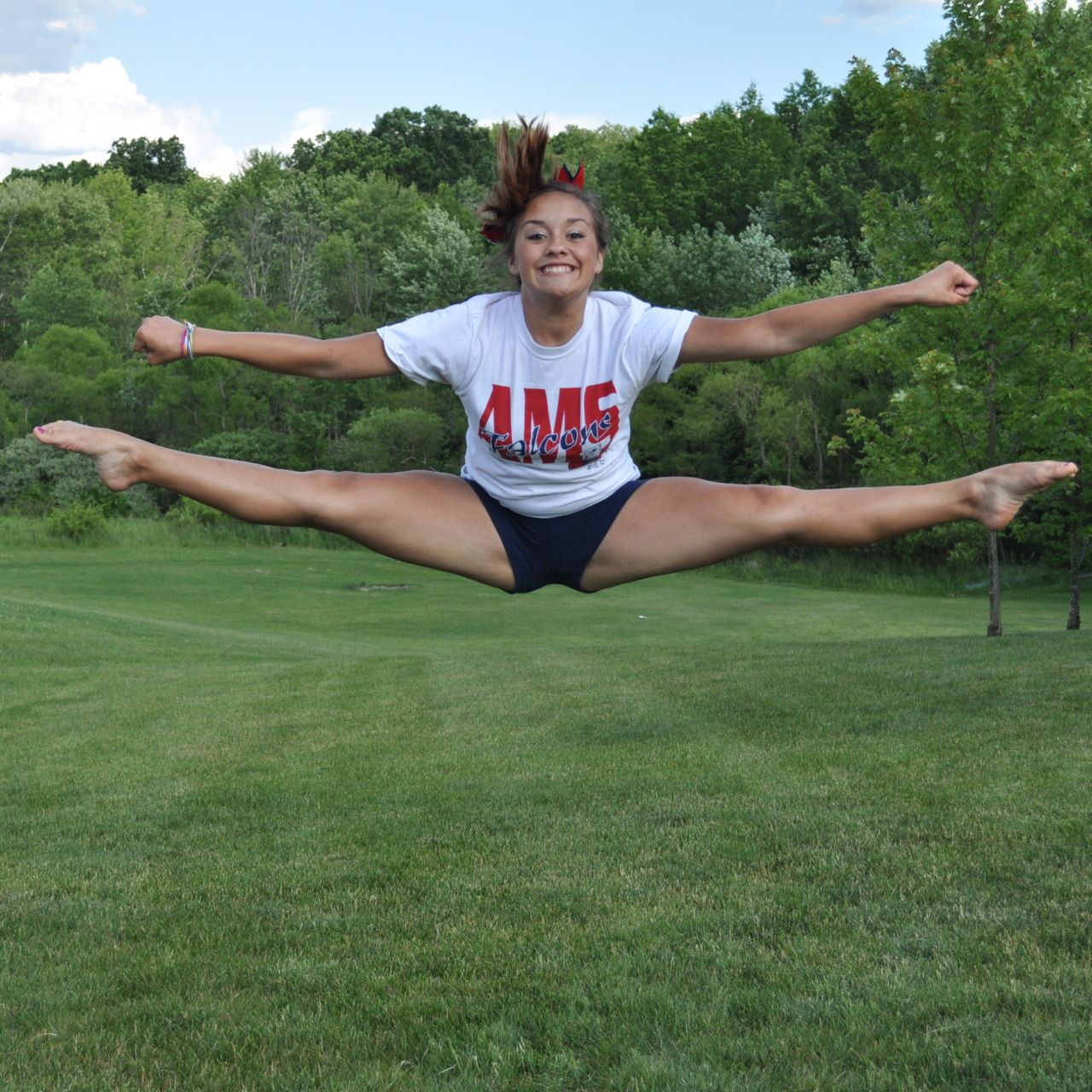 How to Do a Toe Touch Jump recommend