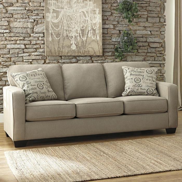 Alenya Sofa In Quartz