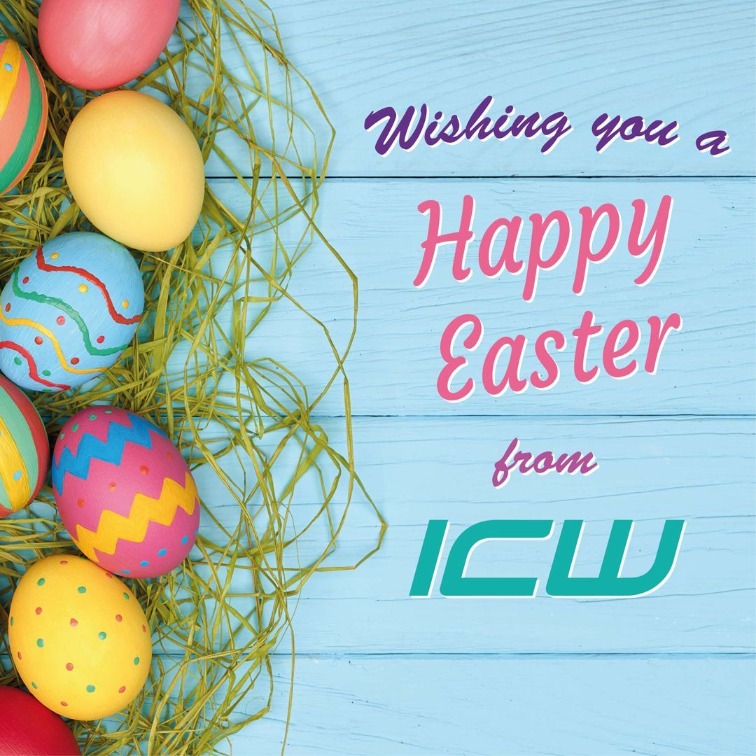 Happy Easter From Icw Easter Happy Haveaniceday In 2020 Happy Easter Easter Weekend Holiday