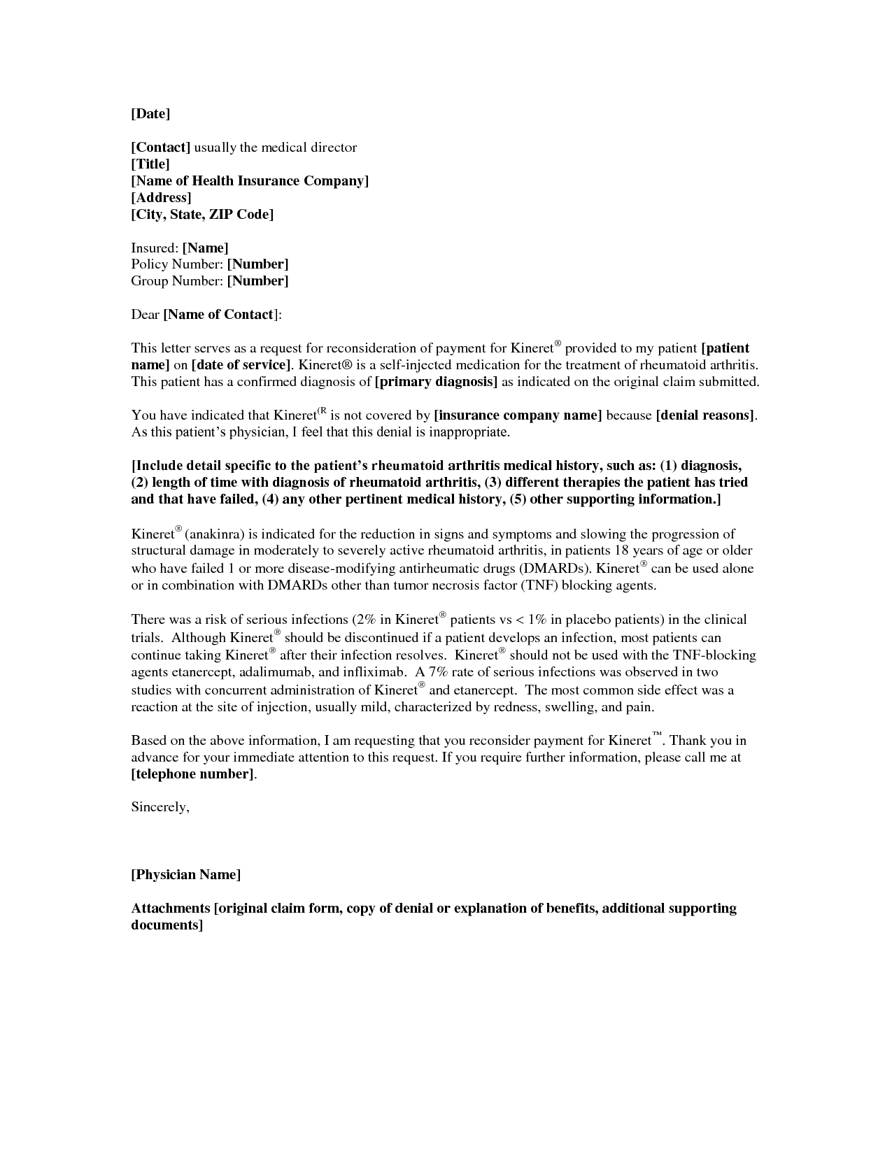 best photos of appeal letter for reconsideration medicare appeal