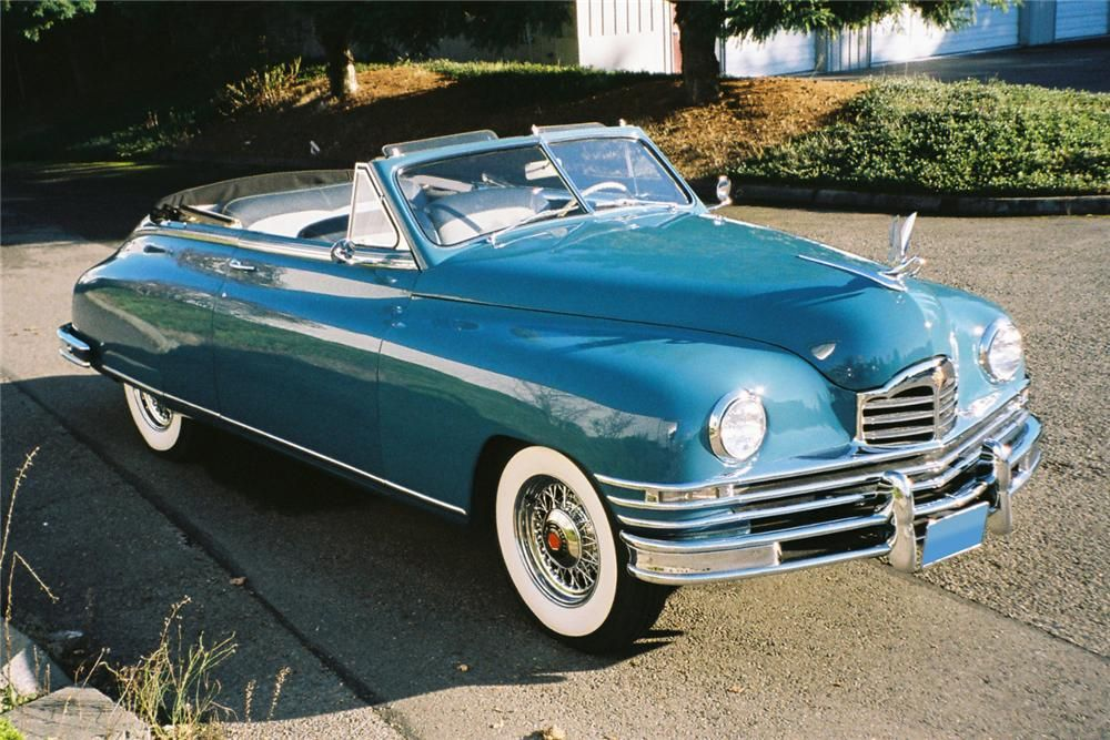 48 Packard convertible! LOVE it!!!