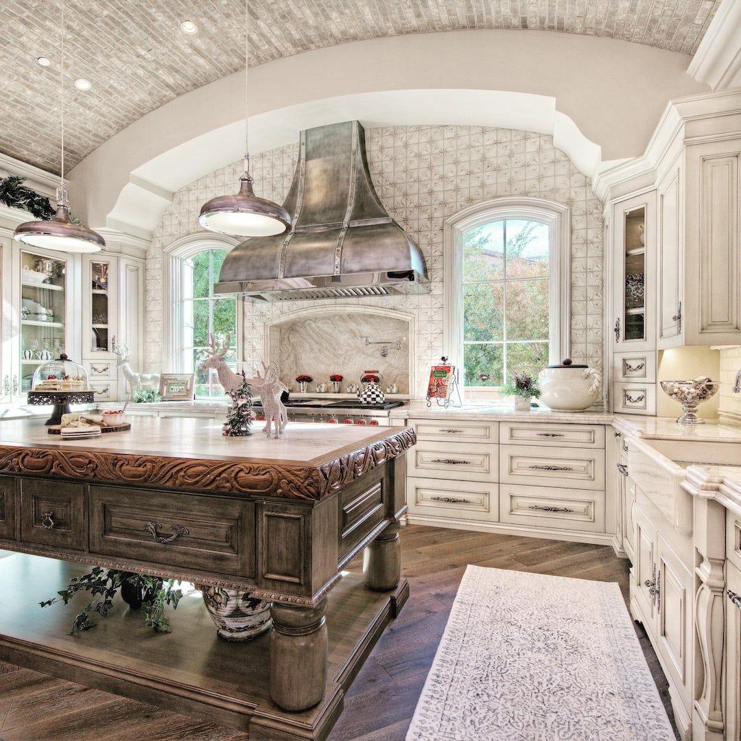 French Villa Fratantoni Interior Designers in 2020