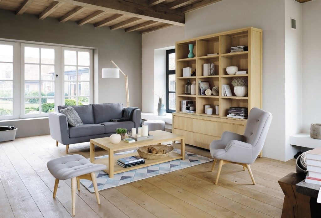 Maisons du monde 2014 canap nils living room cozy for Maisons du monde presse