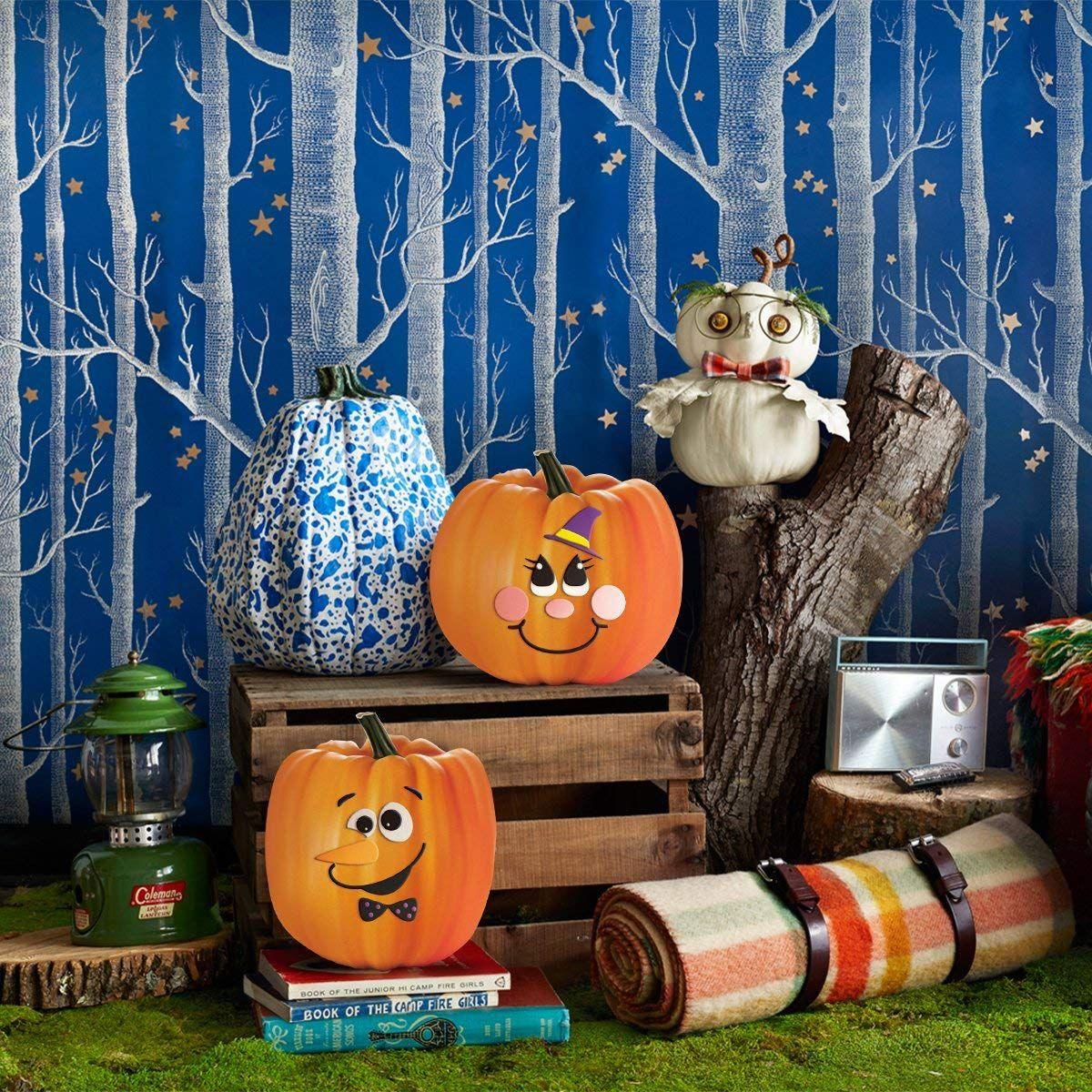 21+ Halloween foam pumpkin crafts ideas in 2021