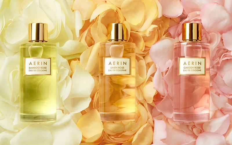 The New Rose Cologne Collection Aerin Perfume Perfume Rose Perfume