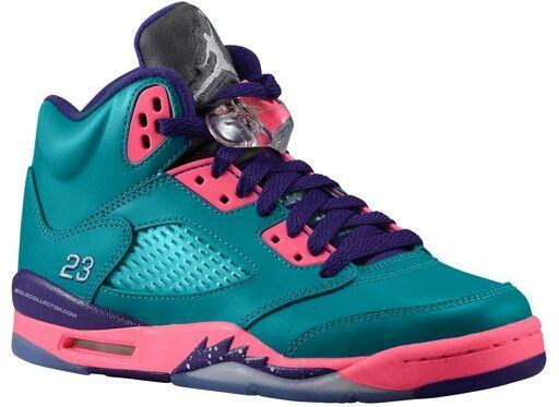 Retro jordans. 23s | Girls sneakers