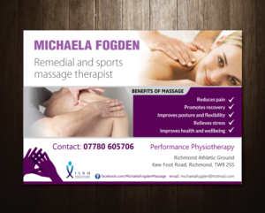 Flyer Design Design 9480204 Submitted To Leaflet To