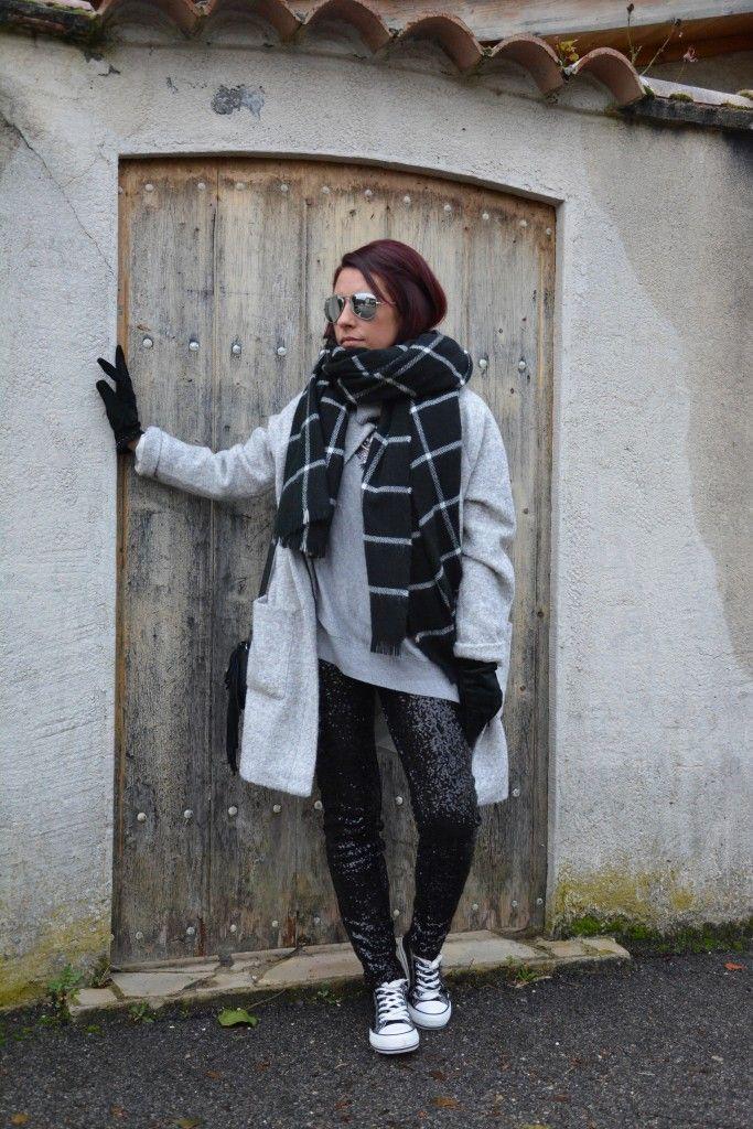 oversize look & sequin 1