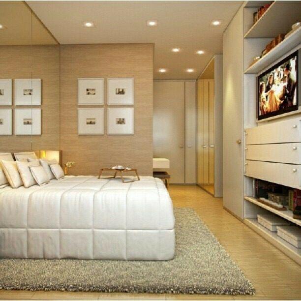 Habitacion habitacion pinterest dormitorio for Decoracion habitaciones principales