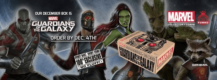 Marvel Collector Corps December 2015 Theme Spoilers - http://hellosubscription.com/2015/10/marvel-collector-corps-december-2015-theme-spoilers/ #MarvelCollectorCorps
