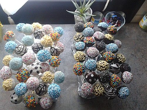die besten 25 cake pops grundrezept ideen auf pinterest waffelteig thermomix s e. Black Bedroom Furniture Sets. Home Design Ideas