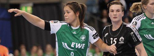 Annika Meyer bleibt bis 2016 beim VfL Oldenburg