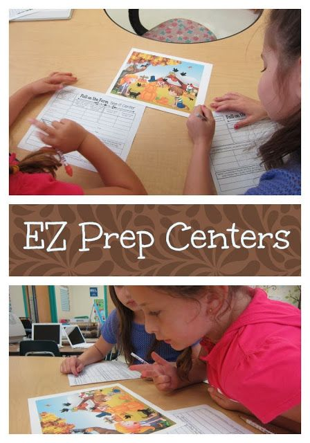 Engaging and rigorous centers. no cutting or laminating required, no little pieces to keep track of. Perfect!