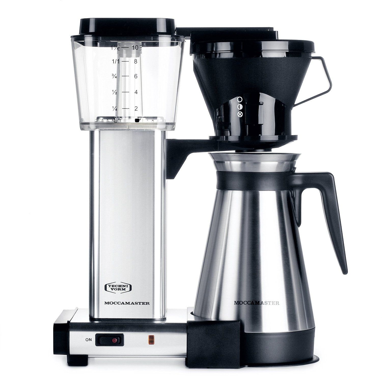 Moccamaster KBT 10Cup Coffee Brewer with Thermal Carafe