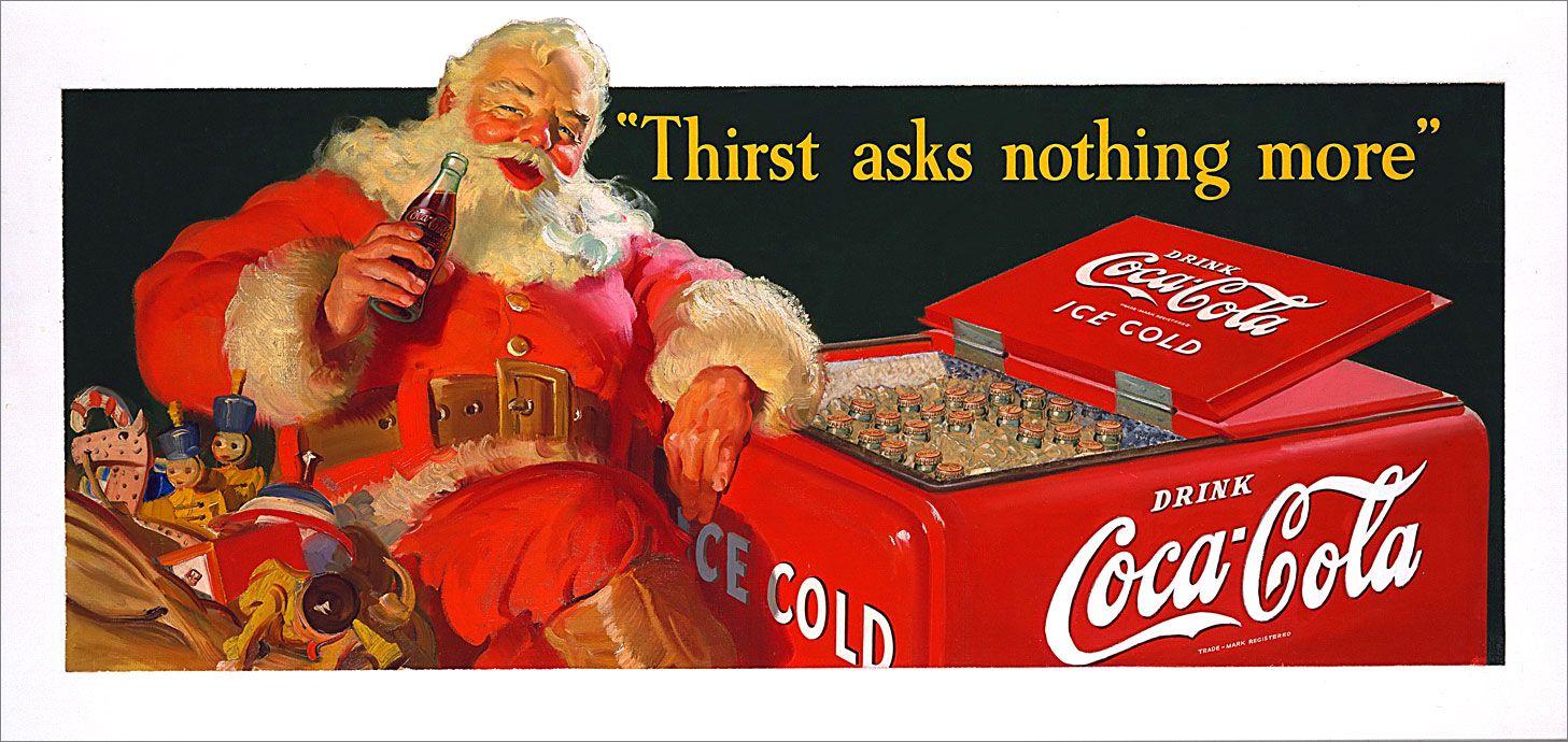 Publicidad Coca Cola Siente El Sabor Pin En Angela